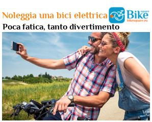 siamo partner di BikeSquare, noleggia la tua ebike
